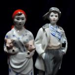Интерьерная скульптура, статуэтки