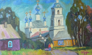 церковь в Домнино