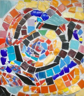 Зарождение (мозаика)