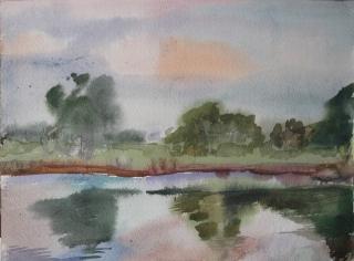Озеро Сквордино