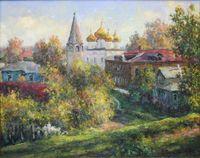 Гороховец. Вид на Благовещенский собор
