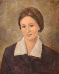 Женский портрет 1