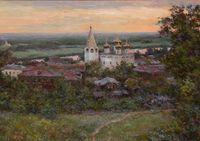Рассвет в Гороховце