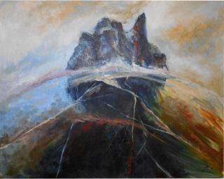 Гора Меру