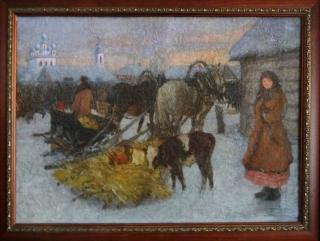 Нижний базар в Иваново-Вознесенске