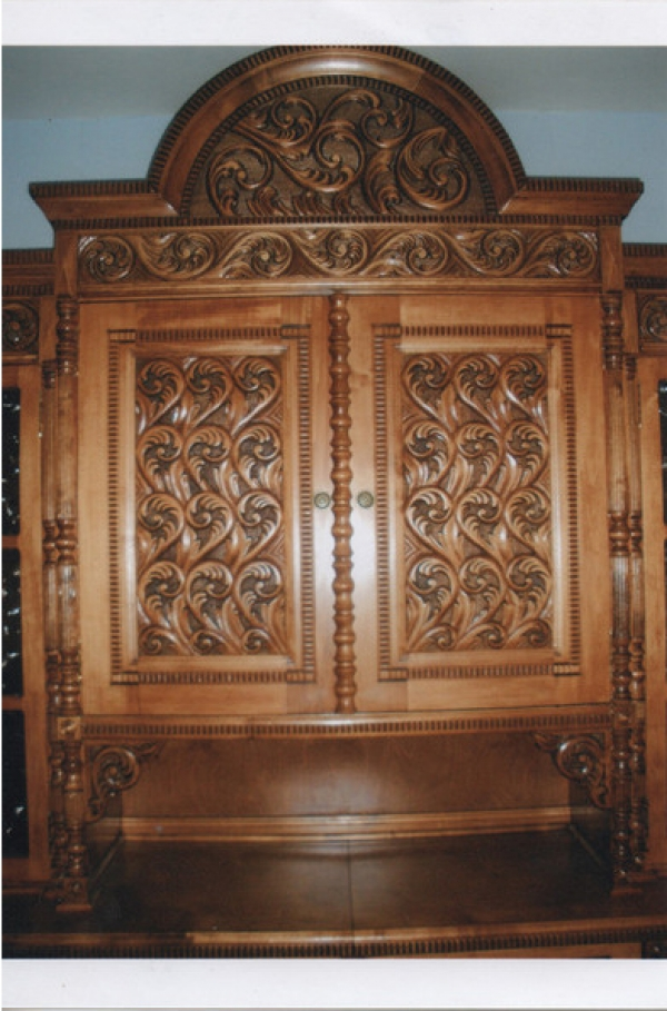 Шкаф (фрагмент)