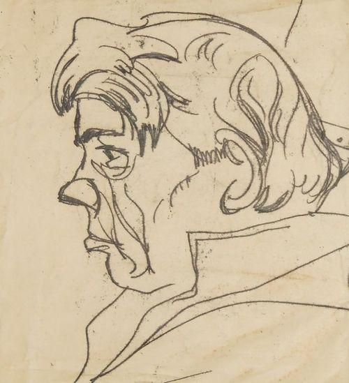 Портрет художника Куранова