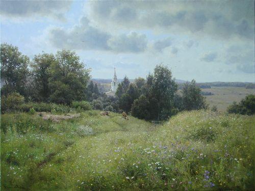 В окрестностях Владимира