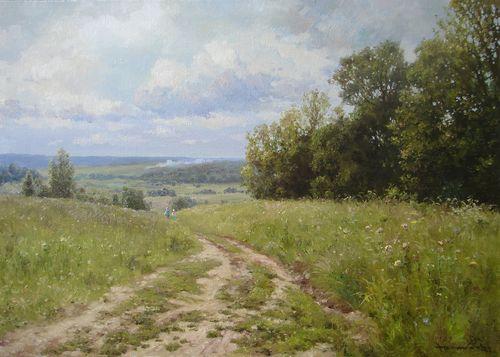 Дорога в Малахово