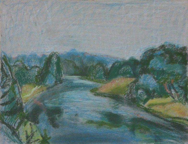 Река Пекша 4