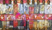 Трапеза (диптих)