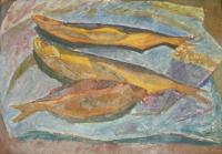 Этюд с рыбами