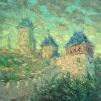Замок Карлштайн