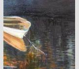 Лодка. Черная вода
