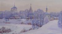 Суздальская зима