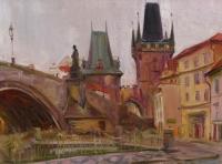 Башни. Прага