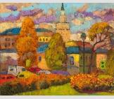 старая Москва, осень