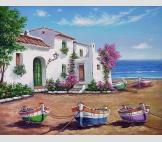 Испанский берег.