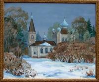Сосновецкая церковь