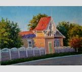 Дом на Советской. г.Саранск