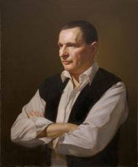 Мужской портрет. Издатель