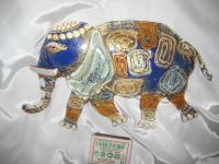 Голубой слон