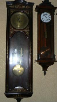1.Часы настенные  2. Регулятор