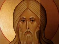пророк Илия(фрагмент)