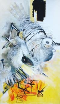 Чайка обыкновенная 2