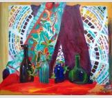 Натюрморт с мозаикой