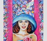 Женский портрет-8