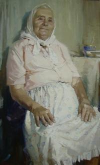 Бабушка Анастасия