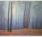 Сиреневый лес