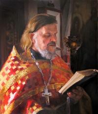 Портрет отца Александра