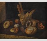 Натюрморт с хлебами