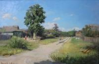 Летний день в деревне