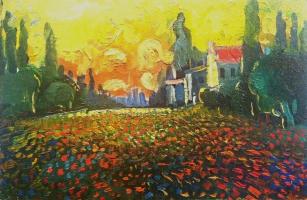 Цветочные луга