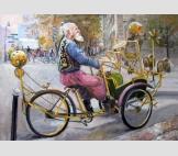 Парижский рикша-волшебник