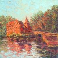 Замок Червена-Лгота
