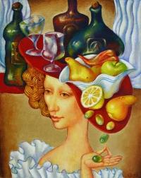 Хозяйка винной лавки