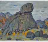 Гора Мелхий Хад (черепаха)