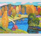 Осень на реке
