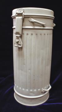 Коробка от противогаза