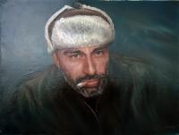 Портрет бывалого мужчины