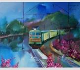 Северный поезд