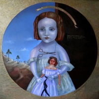 Моночка людоедочка с рабой своей Марьей Никудышницей
