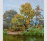 Осень на речке.