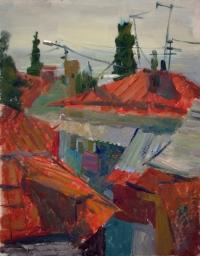 Крыши в Алупке