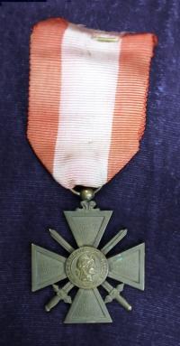 Французский крест за боевые заслуги