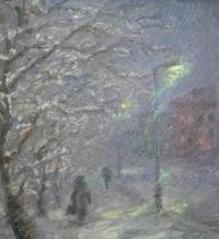 Забытая зима